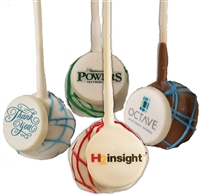 Cake Pops - Photo/Logo, each