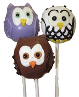 Cake Pops - Owls, each