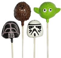 Cake Pops - Star Wars, EA