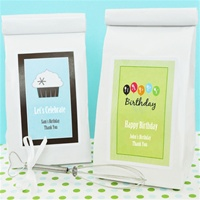 Personalized Birthday Sugar Cookie Mix