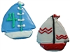 Sail Boat Cookie