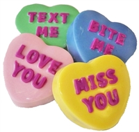 Candy Heart Shape Oreo® Cookies, Set of 4