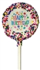 Oreo® Cookie Pops - Birthday Image, each