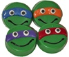 Oreo® Cookies - Teenage Mutant Ninja Turtles, each