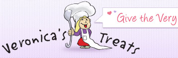 Veronica's Treats Logo