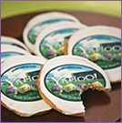 Photo & Logo Cookies