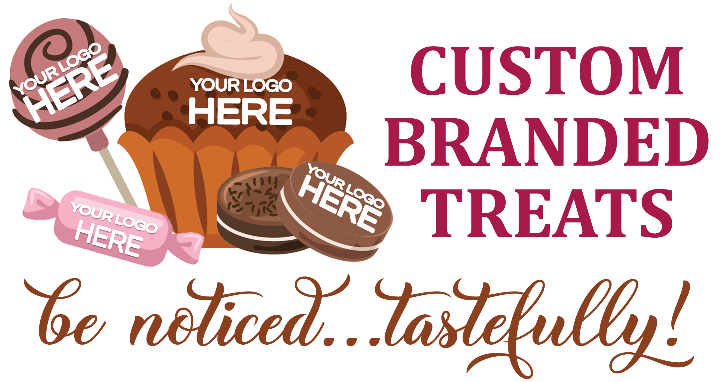 CUSTOM BRANDED TREATS